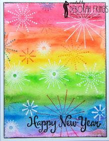 Happy New Year - photo by Deborah Frings - Deborah's Gems
