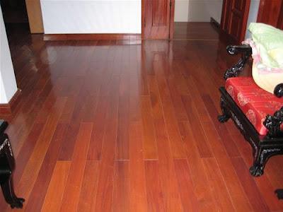 Một số đặc điểm của sàn gỗ giáng hương