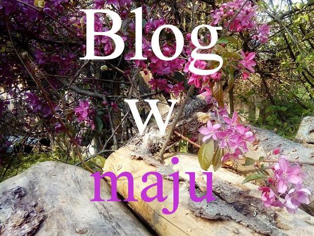 Blog w maju
