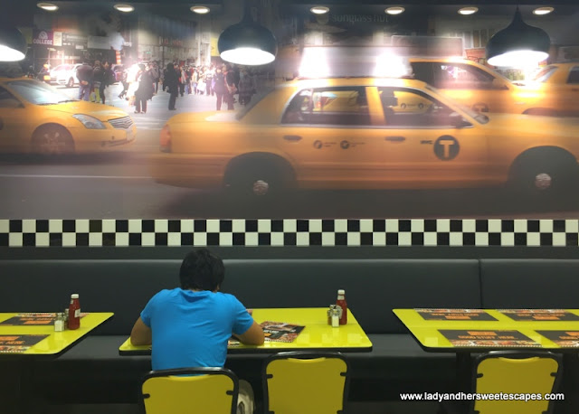 Yellow Cab branch in Dubai