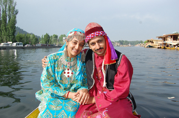 Kashmiri dress for boys