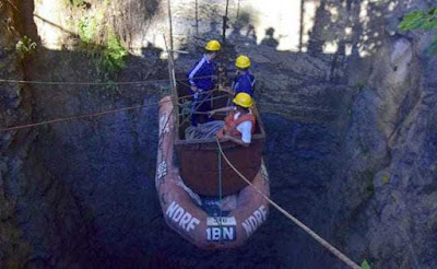 Miners Trapped in Meghalaya