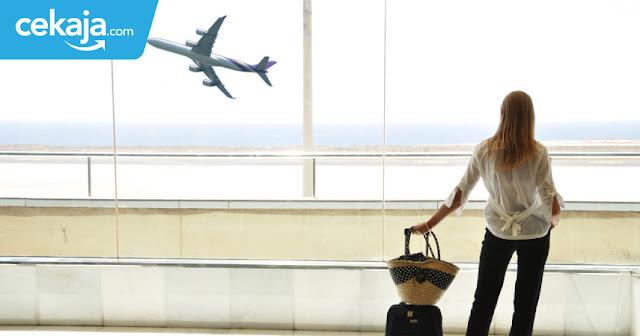 Tips Mudah Membeli Tiket Pesawat Online