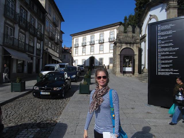 A Praça da OLIVEIRA, HISTÓRIAS da Vila de Guimarães