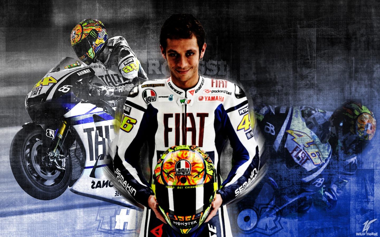 Gambar Dan Foto Keren Wallpaper Motogp Valentino Rossi