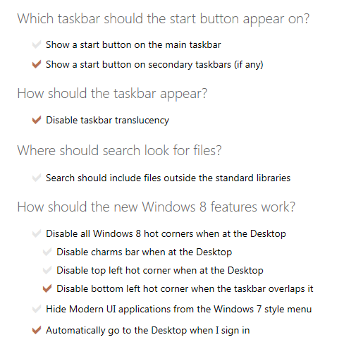 How to Enable Start Button in Windows 8