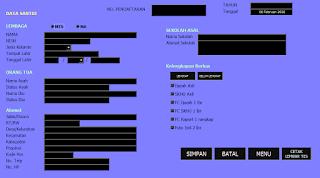 aplikasi pendaftaran siswa baru smp sma