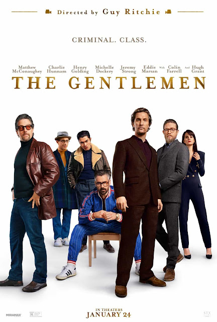 Magnatas do Crime (The Gentlemen • 2020)