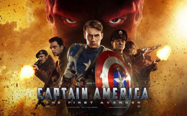 Hình ảnh phim Captain America: Kẻ Báo Thù Đầu Tiên