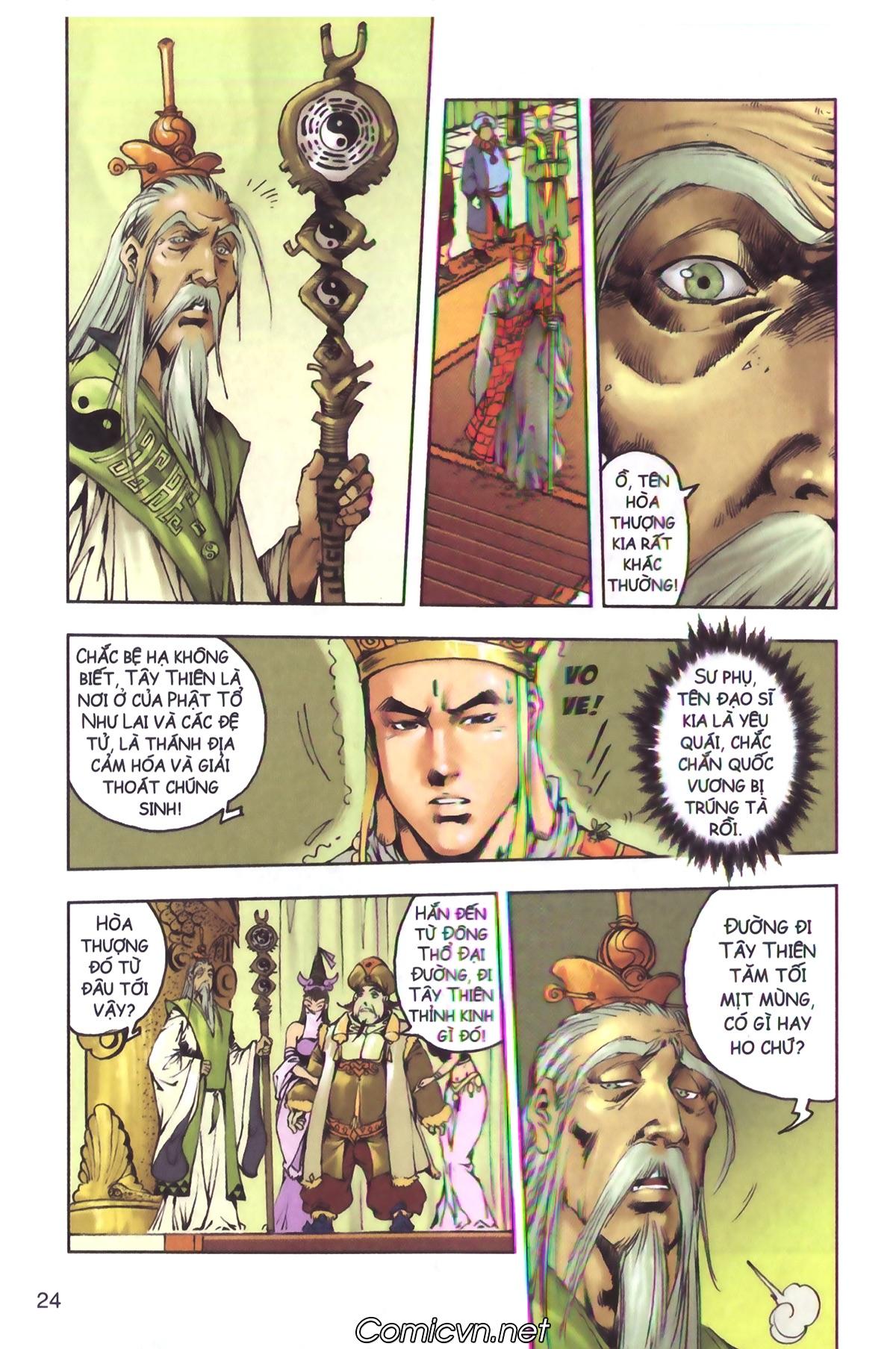Tây Du Ký màu - Chapter 130 - Pic 4