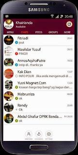 Download BBM Mod MI Special Keren Android Terbaru