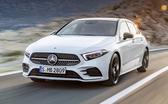 Novo Mercedes-Benz Classe A 2018