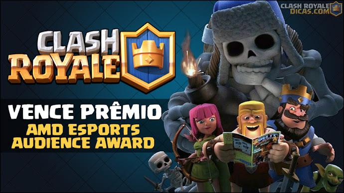 Clash Royale vence BAFTA Games