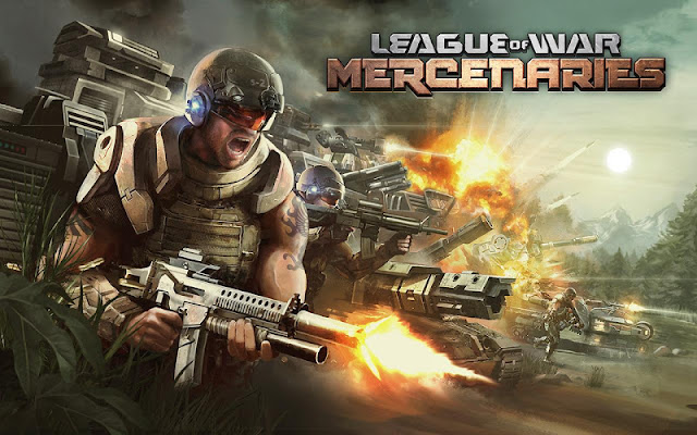 League%2Bof%2BWar%2BMercenaries League of Struggle: Mercenaries v7.0.38 APK Apps