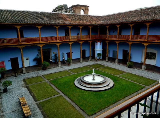 Colégio dos Jesuítas de Antigua Guatemala
