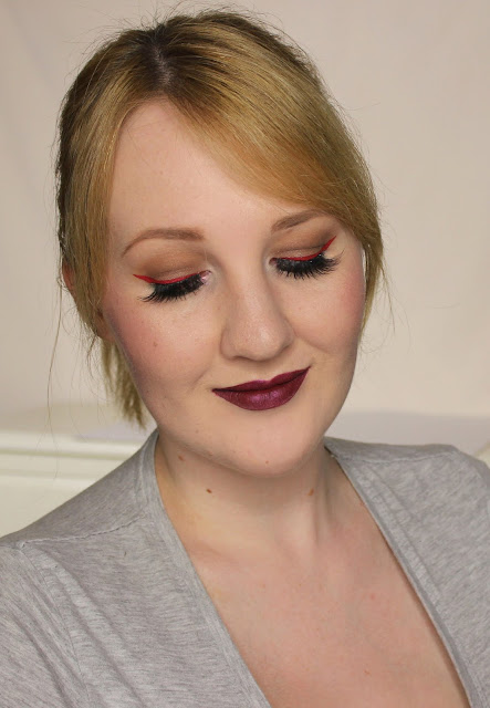 Notoriously Morbid Hatchetface Eyeshadow Swatches & Review