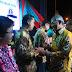 Perayaan Natal Bersama Pemda, TNI-Polri,  Husler Bagikan Bingkisan Bagi Pendeta