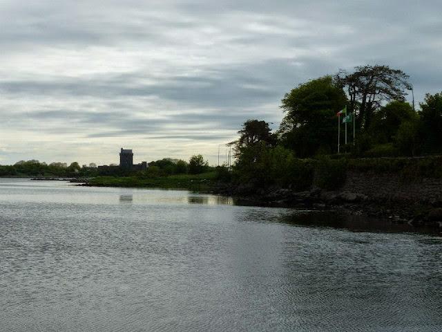 le comté de Galway Irlande