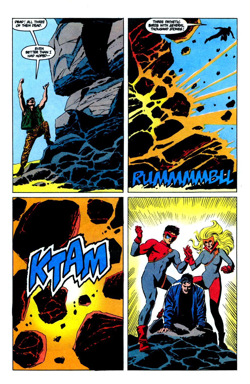 Read online Powerline comic -  Issue #8 - 27