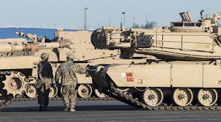 Rusia Kecam Pengerahan Pasukan AS ke Polandia, Pertanda Perang?