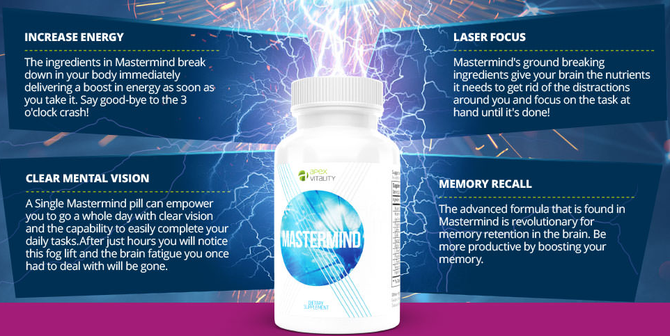 APEX Mastermind - Brain Supplement