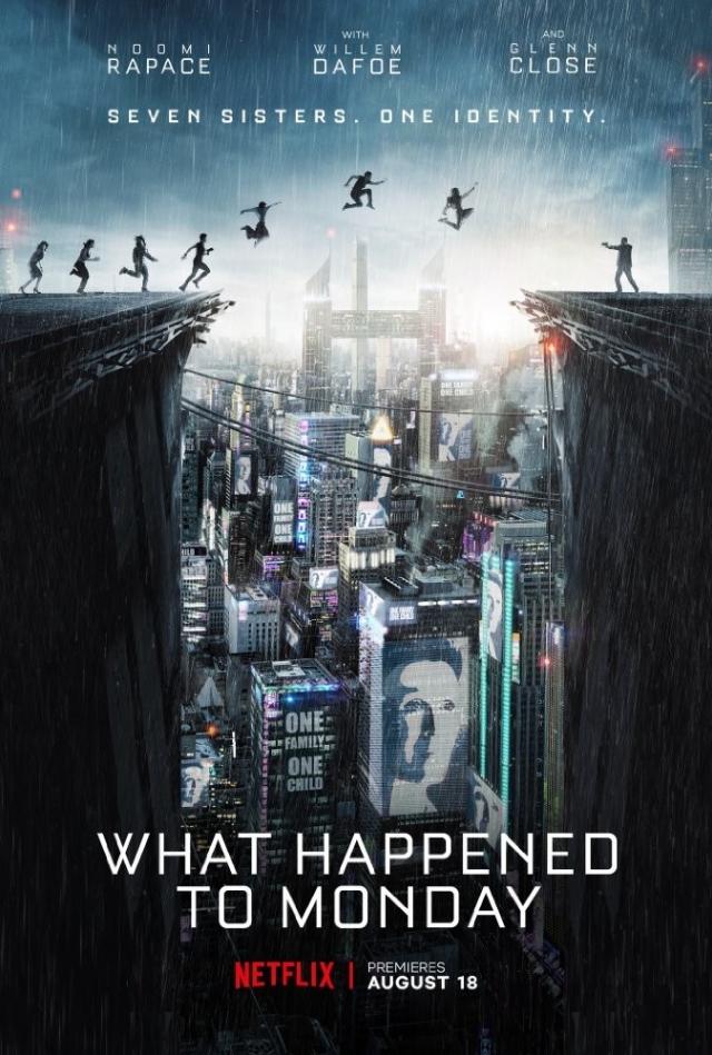 Chuyện Gì Xảy Ra Với Thứ Hai - What Happened to Monday (2017)