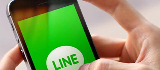 Pemberitahuan LINE Tidak Bunyi dan Muncul