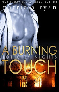 A Burning Touch by Patricia Ryan.