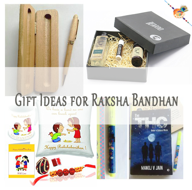 Unique Gift Ideas For Raksha Bandhan Beauty And
