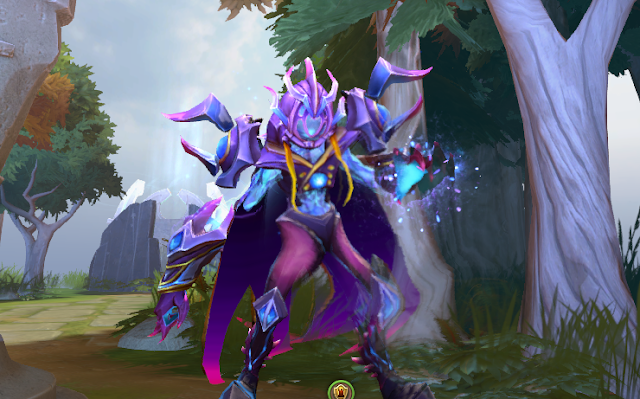 Mod Fractured Envoy Arc Warden