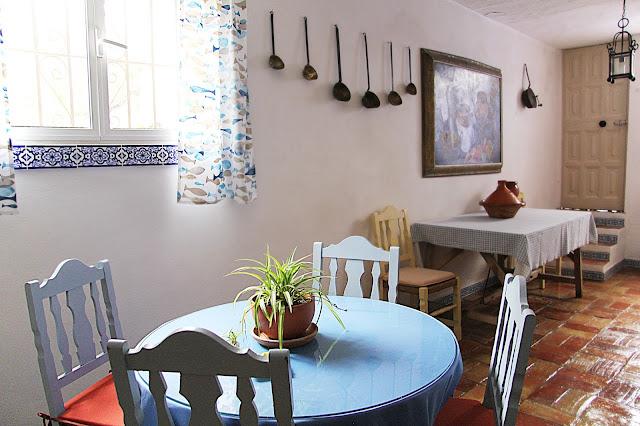 La cansina casas rurales y vacacionales sevilla casas la casa andaluza para 16 personas - Casa rural 16 personas ...