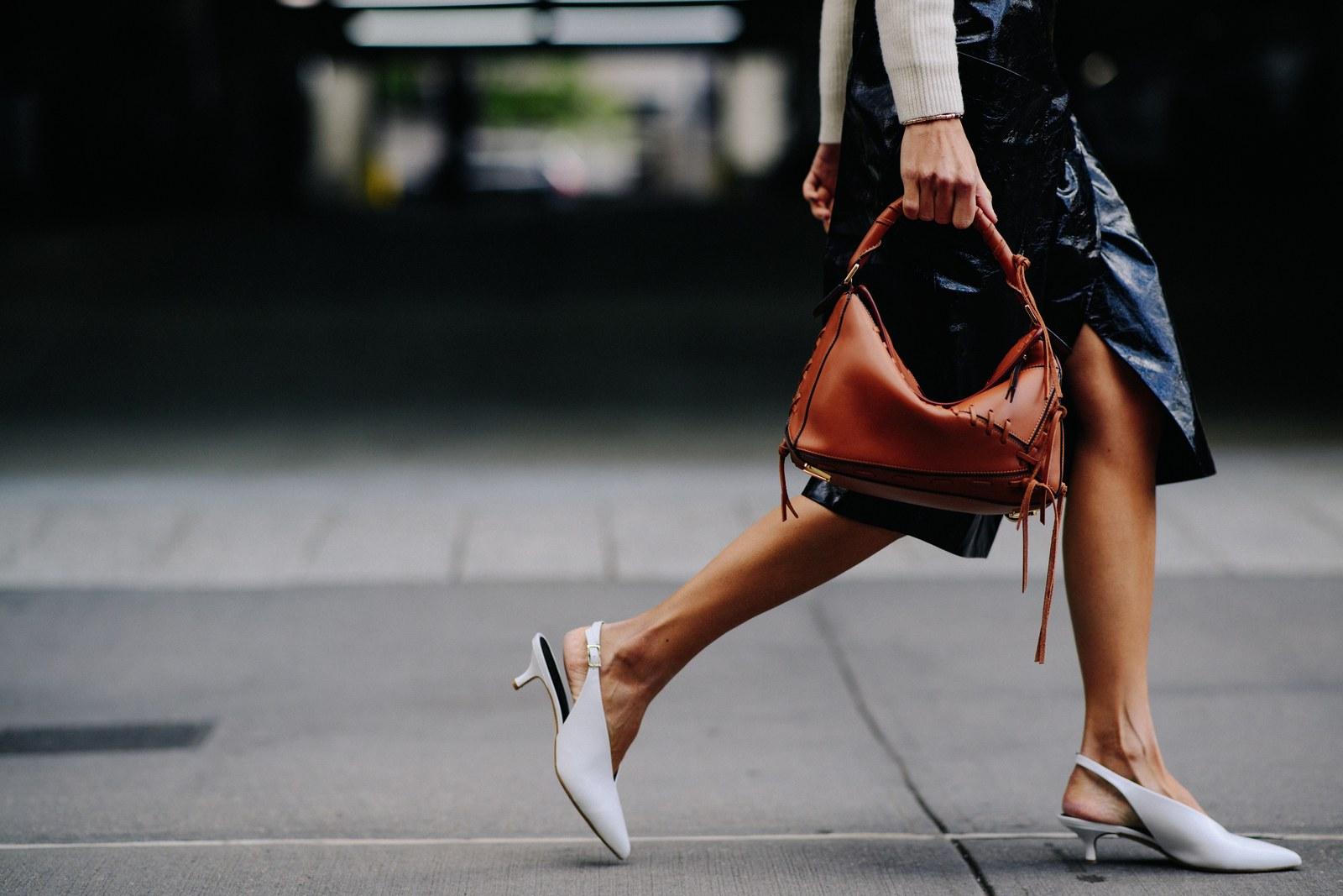 New york fashion week; kitten heels; lowprofile;