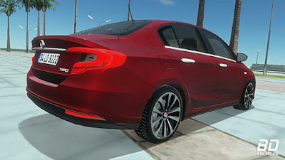Download mod carro Fiat Egea / Tipo 2016 para GTA San Andreas, Jogo GTA SA PC