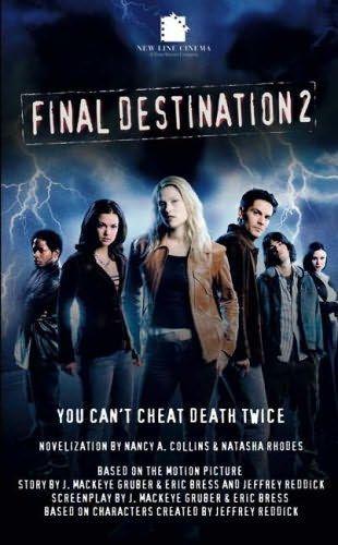 Final Destinaton 2 full movie 2003 Poster