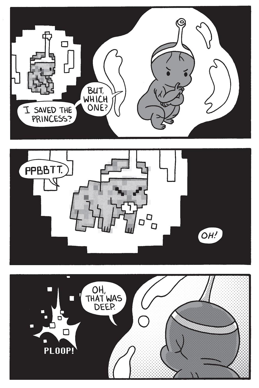 Read online Adventure Time: Pixel Princesses comic -  Issue # Full - 87