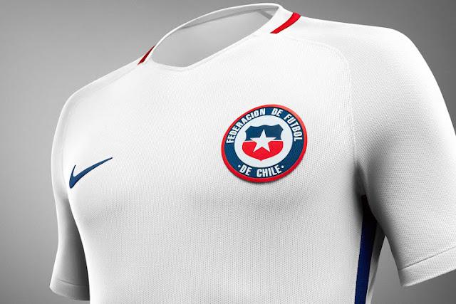 Chile 2016 Away Kit