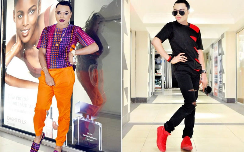 Bobrisky set to become landlord as he completes Lagos mansion