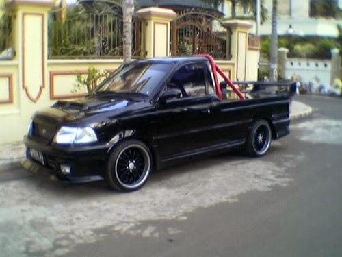 Foto modifikasi mobil pick up ceper l300 t120ss suzuki ...