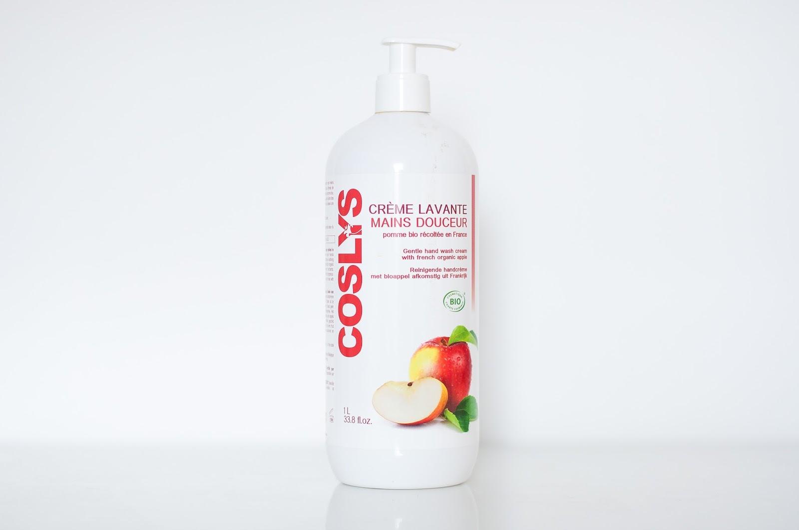 La crème lavante à la pomme bio - Coslys