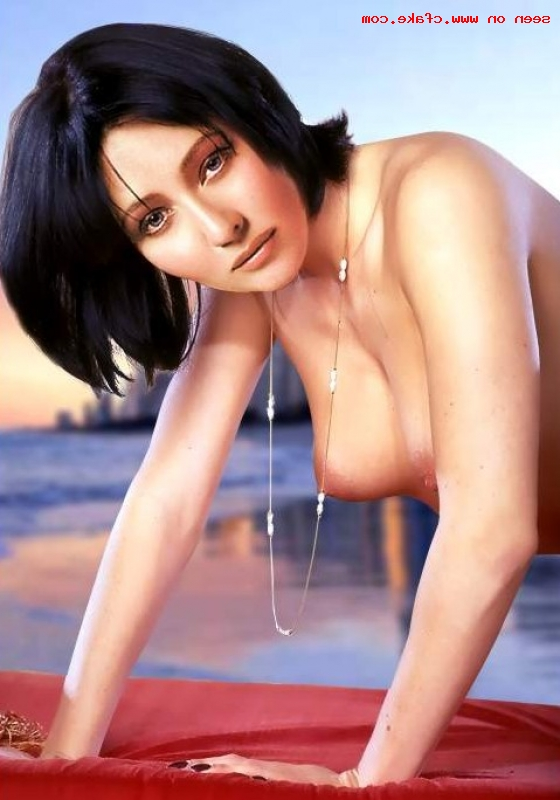 Shannen doherty fake naked