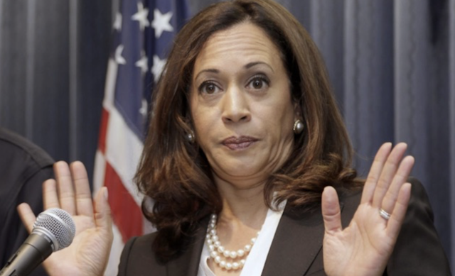 Misconduct claim involving Kamala Harris aide came to agency months before she left office