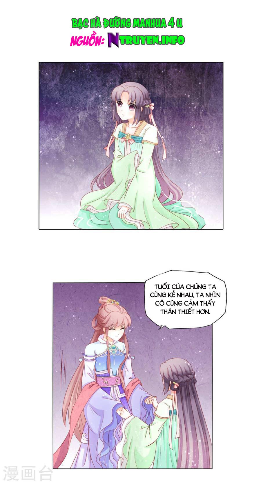 Nam phi nữ tướng Chap 45 page 1