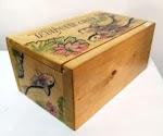 Wooden Gift Box - JS 004