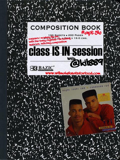 #ClassIsInSession: Super Lover Cee & Casanova Rud's Girls I Got 'Em Locked Edition