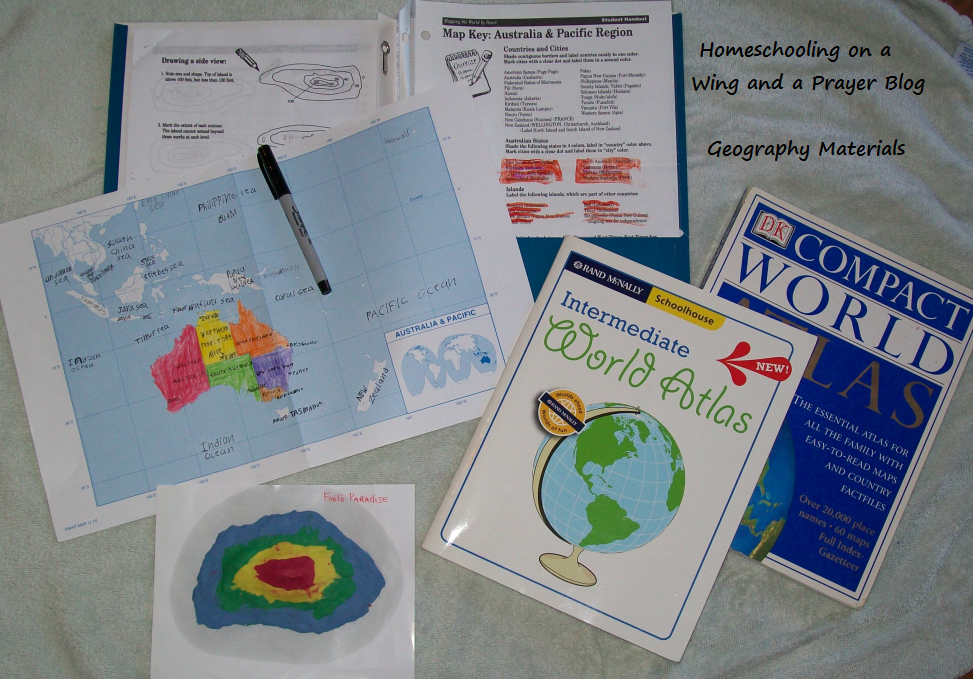 Homeschooling on a wing and a prayer geography help i have a nice binder with page protectors to place these in that will create a nice notebookreference tool when it is completed fandeluxe Gallery