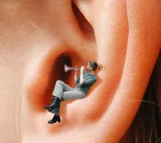 Por qué oímos un pitido en los oídos tras escuchar un ruido fuerte
