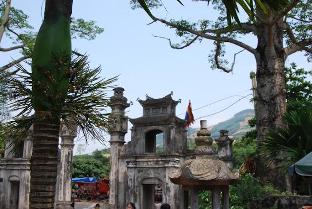 Xuong Giang Ancient Citadel in Bac Giang Province