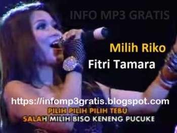 Lagu Banyuwangi Fitri Tamara Milih Riko mp3