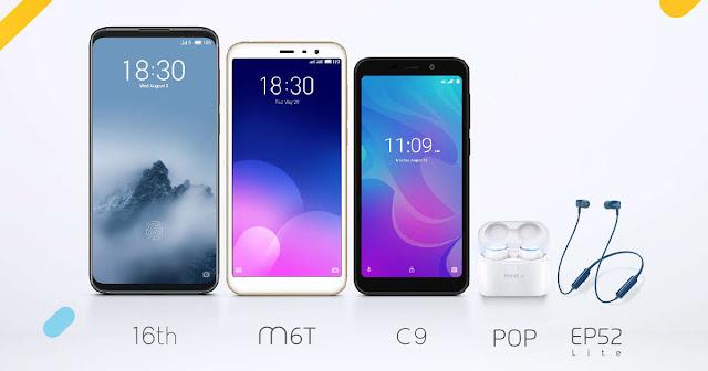 Meizu Garap Tiga Ponsel Snapdragon 855