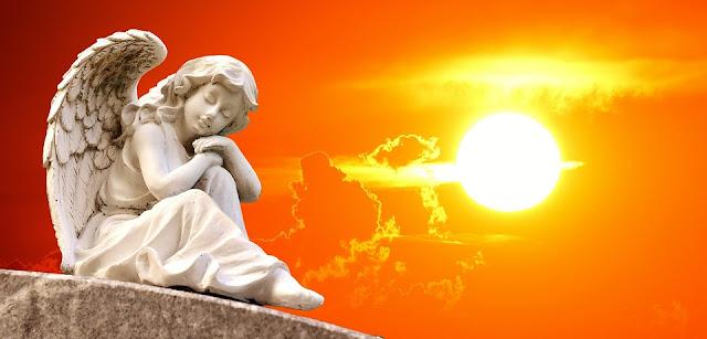 oração para o Anjo da guarda dos filhos